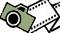 little camera icon
